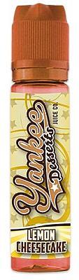 Yankee Juice - Desserts - Aroma Lemon Cheesecake 15ml/60ml Flasche