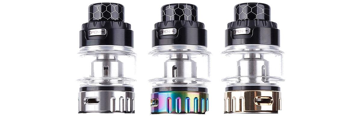 Snowwolf Wolf Tank Mini Clearomizer Set alle Farben