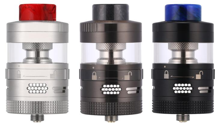 Steam Crave Aromamizer Plus V2 RDTA Basic Clearomizer Set alle Farben