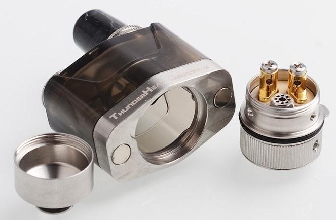 ThunderHead Creations Tauren X Pod RBA Cartridge 2ml