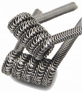 ThunderHead Creations 0,35 Ohm Ni80 3-Core Alien Coil