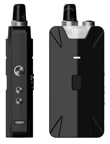 ThunderHead Creations Tauren X Pod E-Zigaretten Set