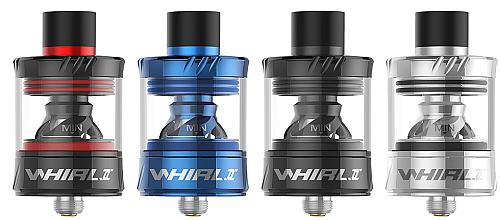 Uwell Whirl 2 Clearomizer Set alle Farben