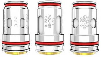Uwell Crown 5 Heads alle