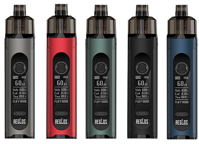 Uwell Aeglos H2 E-Zigaretten Set alle Farben