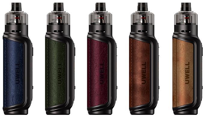 Uwell Aeglos P1 Pod Mod E-Zigaretten Set alle Farben