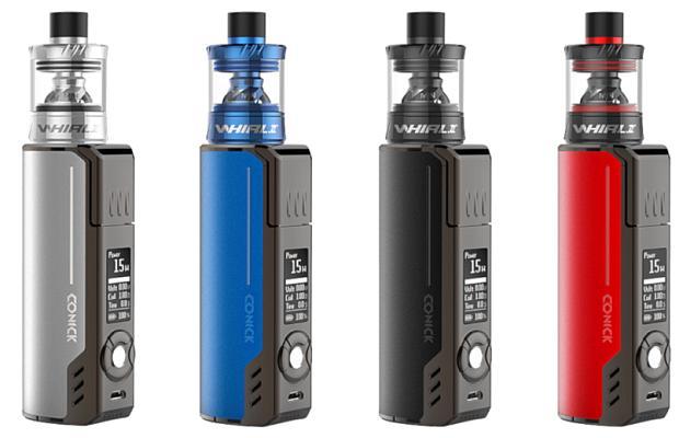 Uwell Whirl 2 E-Zigaretten Set alle Farben