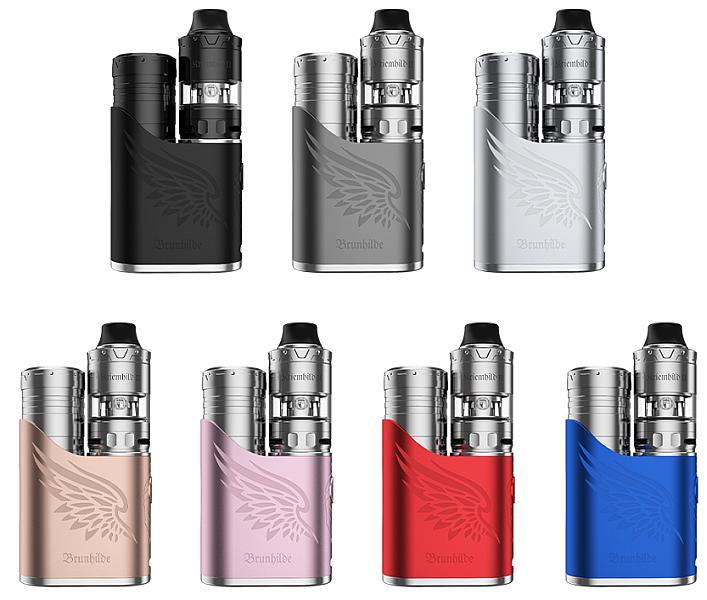 Vapefly Brunhilde SBS E-Zigaretten Set alle Farben