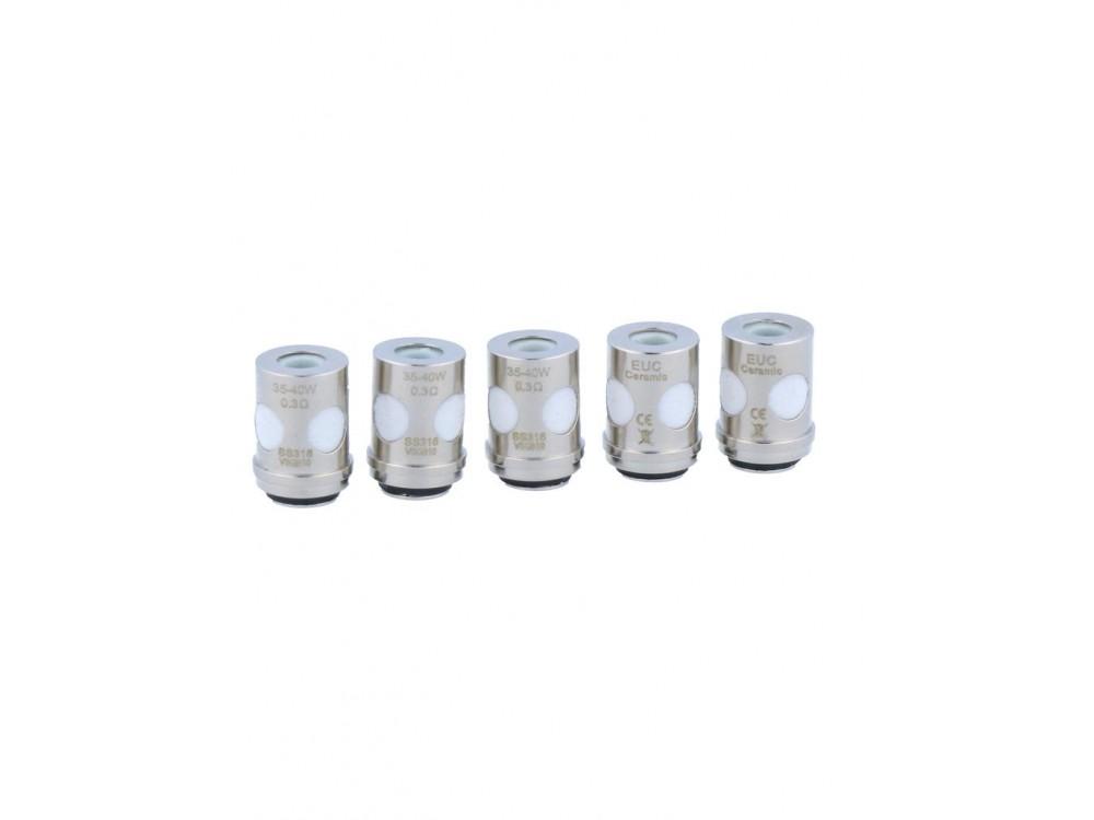 Vaporesso Ceramic EUC SS316L Heads