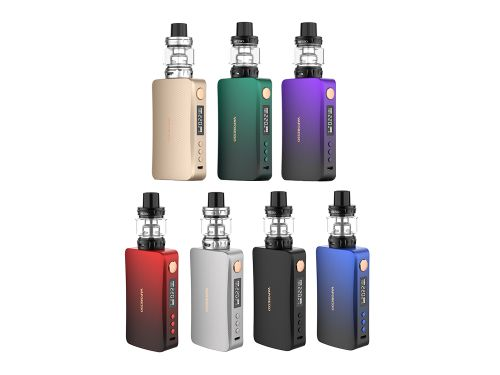 Vaporesso's GEN E-Zigaretten Set mit 220 Watt alle Farben