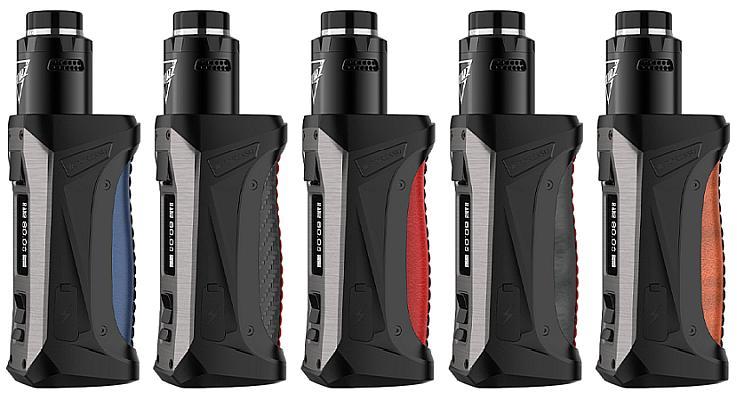 Vaporesso FORZ TX80 RDA E-Zigaretten Set alle Farben