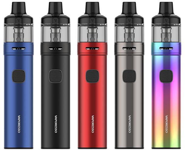 Vaporesso GTX GO 40 E-Zigaretten Set alle Farben