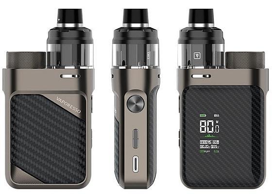 Vaporesso Swag PX80 E-Zigaretten Set alle Farben