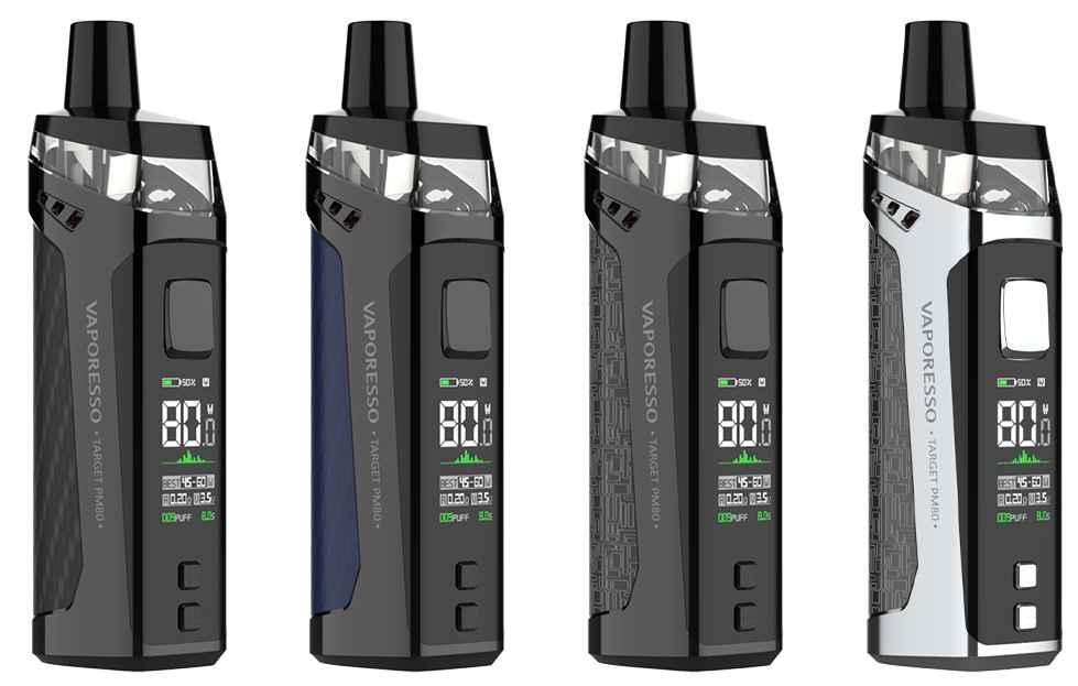 Vaporesso Target PM80 Care Edition E-Zigaretten Set