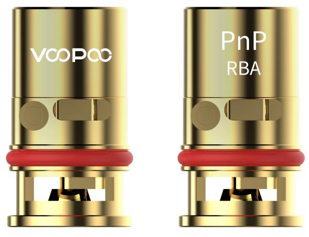 VooPoo PnP RBA Head