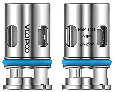 VooPoo PnP-TM1 0,6 Ohm Heads