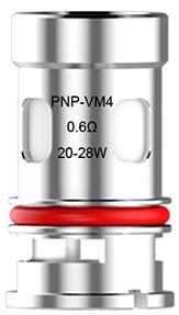 VooPoo PnP VM4 0,6 Ohm Head