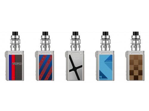 VooPoo Alpha Zip Mini mit Maat E-Zigaretten Set alle Farben