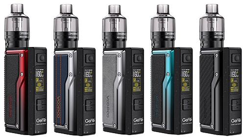VooPoo Argus GT E-Zigaretten Set alle Farben