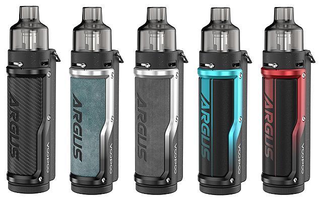 VooPoo Argus Pro E-Zigaretten Set alle Farben