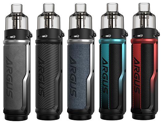 VooPoo Argus X E-Zigaretten Set alle Farben