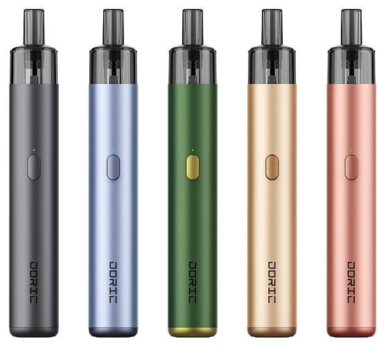 VooPoo Doric 20 E-Zigaretten Set alle Farben