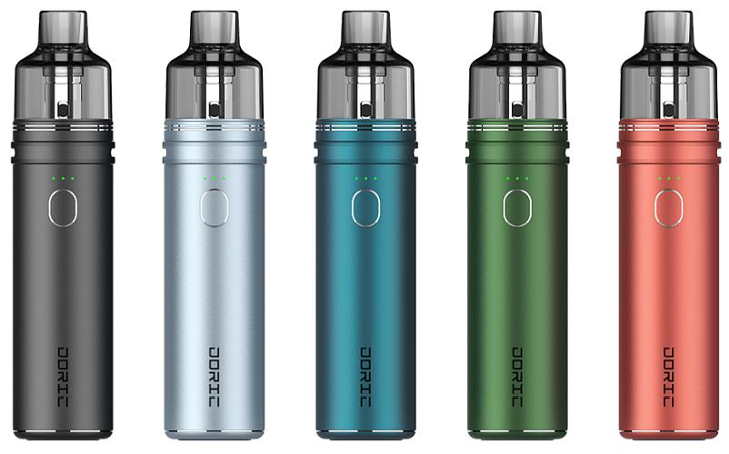 VooPoo Doric 60 E-Zigaretten Set alle Farben