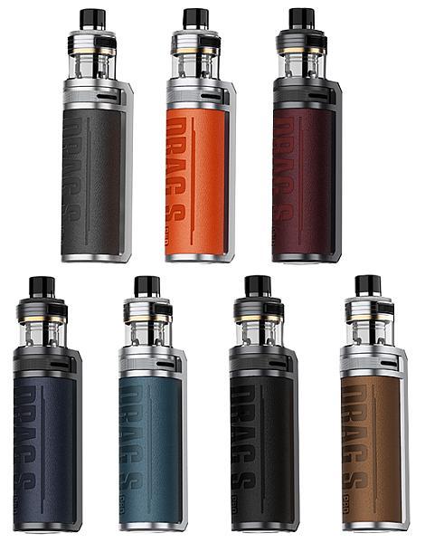 VooPoo Drag S Pro E-Zigaretten Set alle Farben