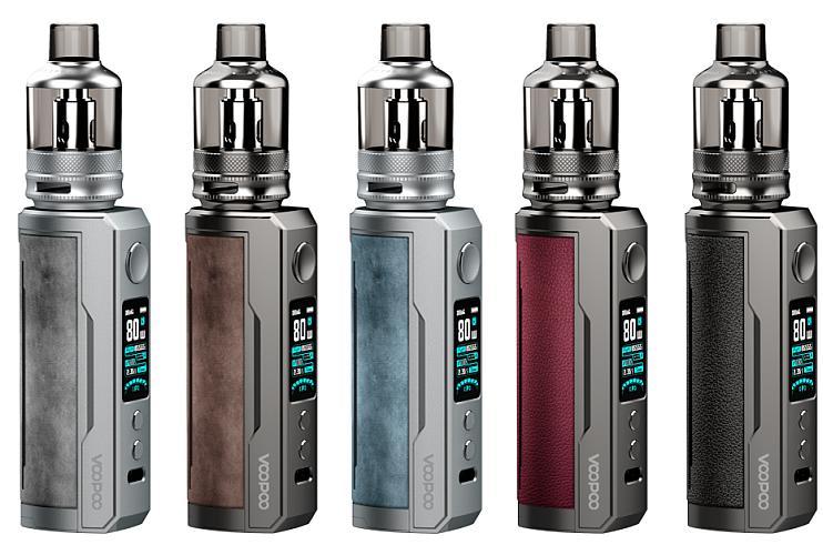 VooPoo Drag X Plus E-Zigaretten Set alle Farben