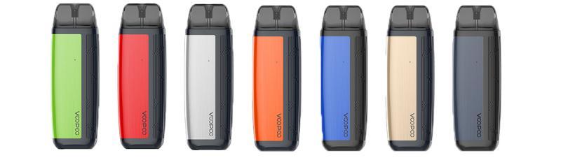 Find Pod E-Zigaretten Set von VooPoo alle Farben