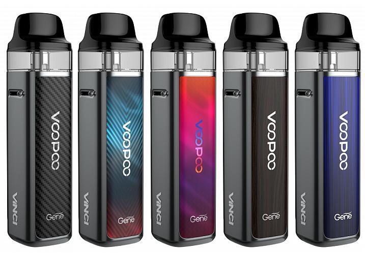 VooPoo Vinci 2 E-Zigaretten Set alle Farben