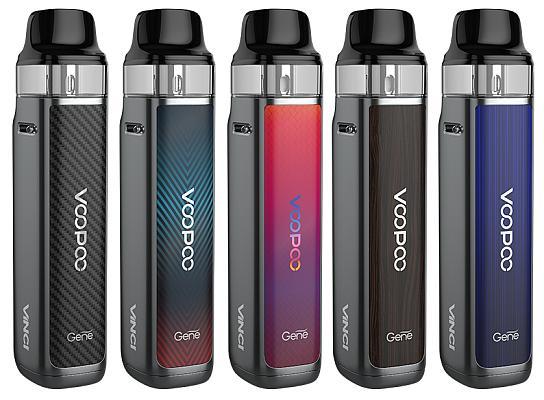 VooPoo Vinci X 2 E-Zigaretten Set alle Farben