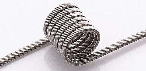 Wotofo Dual Core Fused Clapton Coil 0,65 Ohm
