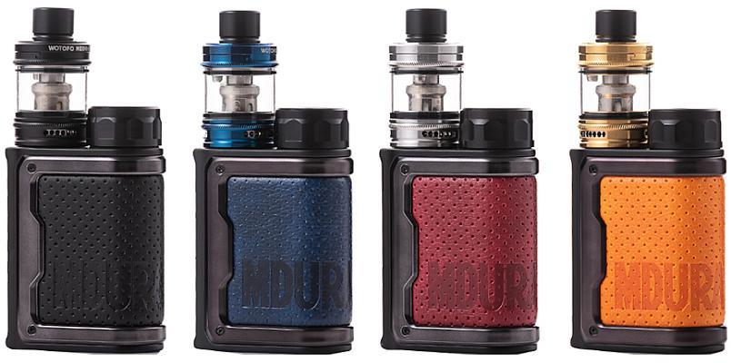 Wotofo MDura Mini E-Zigaretten Set alle Farben