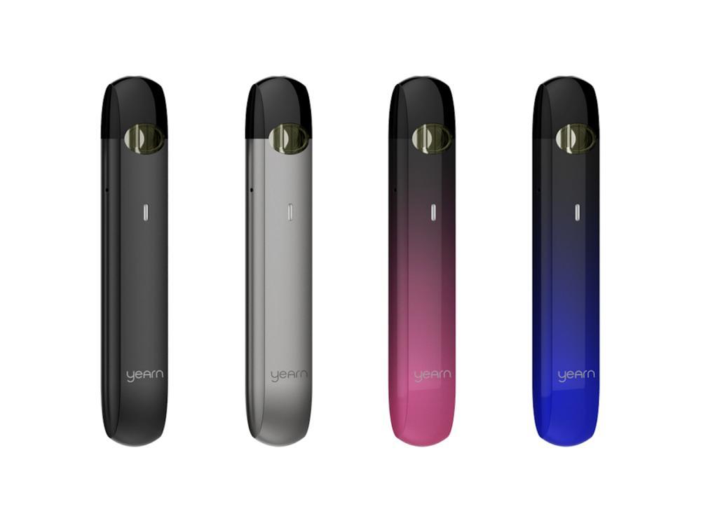 Yearn E-Zigaretten Set alle Farben
